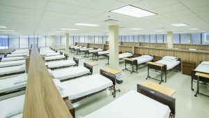 clinical beds