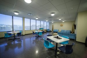 clinical dining room