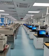 Frontage Holdings launched a new 42,000 sq.ft. lab in Shanghai, China