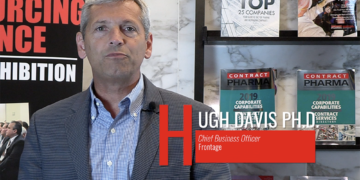 Video: Hugh Davis for Contract Pharma