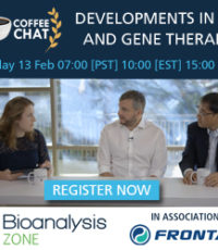 2020 Coffee Chat: Developments in Cell and Gene Therapies