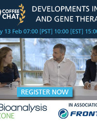 SM Coffee Chat Jan 2020 200x250 - 2020 Coffee Chat: Developments in Cell and Gene Therapies