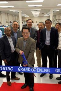 Ribbon Cutting 200x300 - Frontage Completes Expansion of Bioanalytical Capacity and Capabilities to Support Biologic and Small Molecule Drug Development including Cell and Gene Therapies, Biomarkers testing and High Throughput Clinical Sample Management