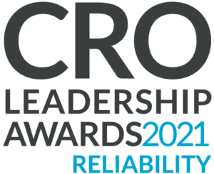 CROLA Cat Reliability 2021 300x245 - Awards and Recognition